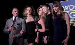 สวยแพคสาม ลูกสาว ซิลเวสเตอร์ สตอลโลน ได้ตำแหน่ง Miss Golden Globe