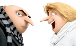 เมื่อ กรู เจอ ดรู คู่แฝดต่างสุดขั้วของเขา ตัวอย่าง Despicable Me 3