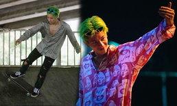 """โทนี่ เปลี่ยนลุคสุดโต่ง! รับบทโปรสเก็ตบอร์ด ใน """"SOS skate ซึม ซ่าส์"""""""