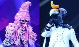ว้าวหนักมาก ซุปตาร์ดูโอชื่อดังโผล่กลางเวที The Mask Singer 3