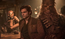 Han Solo เป็นหนังตกม้าตาย หลังทำเงินแป้กที่สุดให้ตระกูล Star Wars