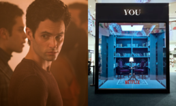 """รักหรือว่าหลง! สวมบทตัวละครในซีรีส์ """"YOU"""" จาก Netflix ด้วย """"Joe's Glass Box"""""""