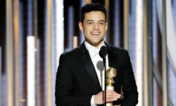 """""""Bohemian Rhapsody"""" คว้าภาพยนตร์ยอดเยี่ยม """"ลูกโลกทองคำ""""-""""Rami Malek"""" ได้นำชาย"""