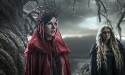 """""""มิลลา โจโววิช"""" เป็นราชินีเลือด จอมเวทย์ตัวร้ายสุดโหด ใน Hellboy"""