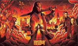 ถึงเวลาของ Hellboy ฮีโร่จากนรก กลับมาขึ้นจออีกครั้ง