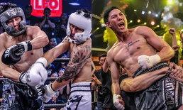 "10 Fight 10 รุ่นใหญ่ใจถึง ""เจสัน ยัง vs หลุยส์ พงษ์พันธ์"" ไม่น็อกแต่แพ้คะแนน"