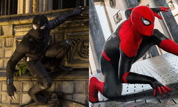 """""""ทอม ฮอลแลนด์"""" เปิดอกถึงลุคใหม่ใน Spider-Man: Far From Home"""