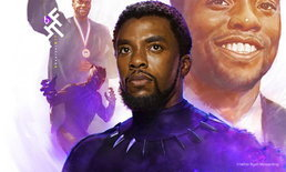 """""""เควิน ไฟกี"""" ยืนยัน Black Panther 2 จะไม่มีการใช้ CGI สร้างภาพ """"แชดวิก โบสแมน"""""""