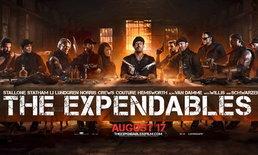 เผยภาพล้อเลียนอาหารมื้อสุดท้าย The Expendables 2