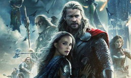 โปสเตอร์ Thor: The Dark World รวมทุกตัวละคร