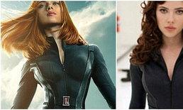 แฟนๆ Captain America ยี้! มือรีทัชทำ สการ์เลตต์ โยฮันสัน เอวเล็กเกินจริง