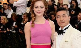 โกอินเตอร์ ! Emma Stone สวมเดรสจากไทยออกงาน Met Gala
