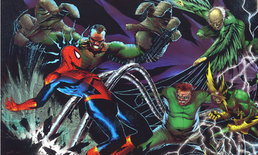The Sinister Six โปรเจ็คพิเศษต่อยอดจาก The Amazing Spider-Man 2