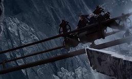 Escape from Gringotts เครื่องเล่นใหม่จาก The Wizarding World of Harry Potter