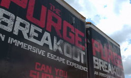 The Purge: Breakout ท้าให้คุณเอาชีวิตรอดจากการถูกไล่ฆ่า!