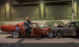 Fast & Furious 7 ทุบสถิติ เปิดตัวรายได้สูงสุดตลอดกาลในไทย อันดับ 3 ของโลก