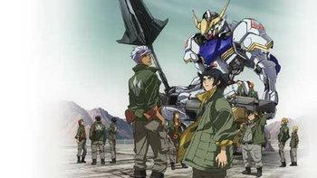 Gundam: Iron-Blooded Orphans เปิดตัวกันดั้มภาคใหม่