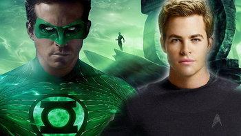 เตรียมพบกับ Green Lantern อีกครั้ง คริส ไพน์อาจได้รับบทไอ้หน้ากากเขียว