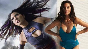 Olivia Munn ฮีโร่สาว X-Men สุดเซ็กซี่ ขวัญใจหนุ่มๆคนใหม่ของ Marvel
