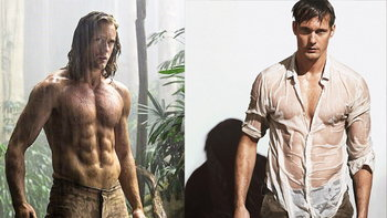 รู้จักพระเอกกล้ามแซ่บ อเล็กซานเดอร์ สการ์สการ์ด จาก The Legend of Tarzan