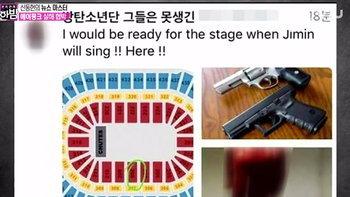 3 ไอดอล K-POP กับการถูกขู่ฆ่าในปี 2017