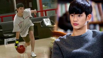 คิมซูฮยอน นักแสดงระดับท๊อปสตาร์ กับการก้าวสู่นักกีฬาโบว์ลิ่งระดับอาชีพ
