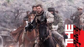 รีวิว 12 Strong สงครามบันเทิงแบบ เจอร์รี บรัคไฮเมอร์