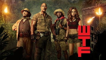 Box Office (2-4 ก.พ.2018) Jumanji ไม่สิ้นมนต์ขลัง กลับมาขึ้นอันดับ 1 อีกครั้ง