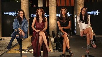THE FACE THAILAND 4 ALL-STARS ประเดิมศึกแรก รันเวย์จะลุกเป็นไฟ!