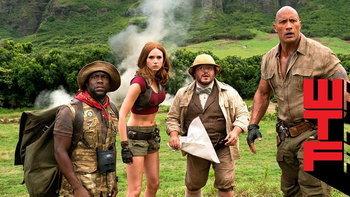 10 อันดับ Box Office (19-21 ม.ค.) Jumanji แรงได้อีก 12 Strong เข้าใหม่ยังห่างชั้น