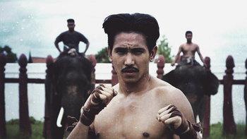 """""""ก็อต จิรายุ"""" แข็งแกร่งดุดัน บท """"พระเจ้าเสือ"""" ตำนานแม่ไม้มวยไทย """"บุพเพสันนิวาส"""""""
