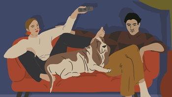 """5 เหตุผล ทำไม """"เจ้าสี่ขา"""" คือเพื่อนดูหนังที่ดีที่สุดของคุณเสมอ"""