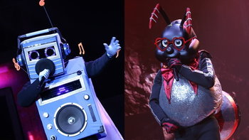 ว้าวข้ามช่อง! กระชากหน้ากาก วิทยุ-มดตะนอย The Mask Singer 4