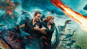 หลายหลากความโดดเด่นใน Jurassic World: Fallen Kingdom เมื่อนางเอกเลิกใส่ส้นสูง!