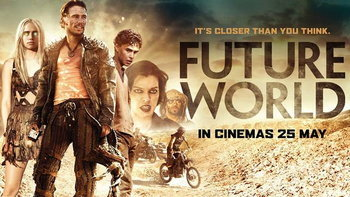 รีวิว Future World โลกแห่งความสูญเปล่า