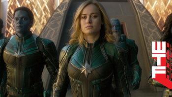 รีวิว Captain Marvel-หนังซูเปอร์ฮีโร่สาวเอาใจทาสแมว แอบดักแก่เด็กยุค 90
