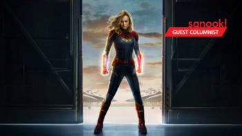 Captain Marvel ซูเปอร์ฮีโร่ผู้ยุบธานอสได้ แต่จะแบก MCU ได้ไหม?