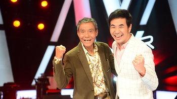 """""""อาเหน่"""" ลูกทีมโค้ชแสตมป์ คว้าแชมป์ The Voice Senior 2019 คนแรกของไทย"""