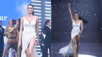 """""""แคนดี้"""" สาวทรานส์คนแรกของโลก คว้าแชมป์ The Face Thailand 5"""