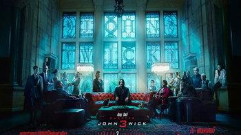 รีวิว John Wick: Chapter 3 แสงนีออนและอาชญากรในจักรวาลจอห์น วิค
