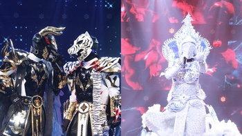 """จับตา """"หลวิชัยคาวี vs นางเมขลา"""" ใครจะเป็นแชมป์ The Mask วรรณคดีไทย"""