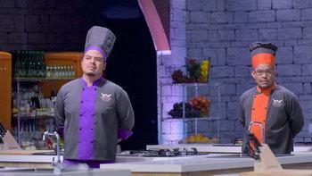 7 เชฟดวลเดือด ตัวต่อตัวเชฟกระทะเหล็กรุ่นพี่ The Next Iron Chef