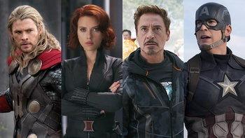 """พลังเงินมาร์เวล! ดันทีมดารา """"Avengers"""" โกยรายได้อู้ฟู่เข้าท็อป 100"""