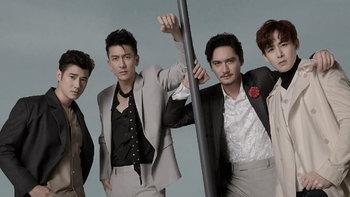 """""""ติ๊ก-อนันดา-มาริโอ้-นิชคุณ"""" 4 ซุปตาร์เตรียมปั้น """"The Brothers"""" สร้างไอดอลชายไทย"""