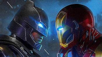 Iron Man vs Batman ระหว่าง Tony Stark และ Bruce Wayne ใครรวยกว่ากัน?