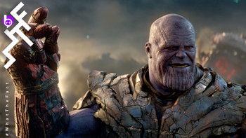 ทีมซีจียอมรับพลาดจริง หลังแฟนหนังตาดี ชี้ช็อตผิดพลาดใน Avengers: Endgame