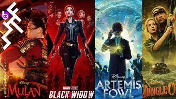 Mulan และ Black Widow ยังฉายโรง Artemis Fowl ลง Disney+ และกำหนดฉายใหม่หมดของหนัง Marvel