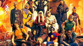 ภาพแรกชัด ๆ ครบทีมของ The Suicide Squad การกลับมาของหนังรวมวายร้ายดีซี