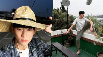 """ส่องไอจี """"คิมซูฮยอน"""" ความสดใสที่ไม่ค่อยเห็นผ่านบทคังแท It's Okay to Not Be Okay"""