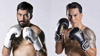 """""""เจ๋ง บิ๊กแอส vs ลีซอ ธีรเทพ"""" คู่ชกต่างขั้ว วัดกันบนสังเวียน 10 Fight 10 ซีซั่น 2"""